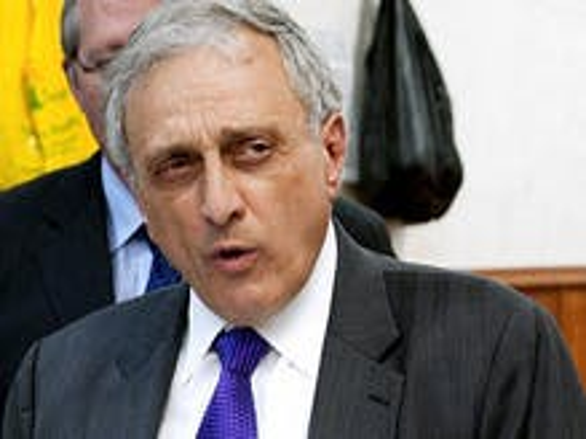 Carl Paladino: NY gubernatorial candidate warns of homosexual 'brainwashing'