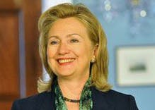 Clinton issues statement supporting International Day Against Homophobia
