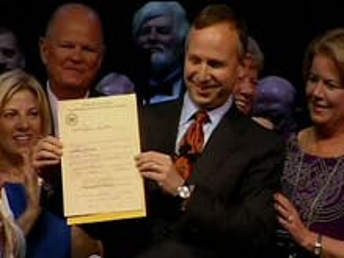 Delaware Governor signs same-sex civil unions bill into law