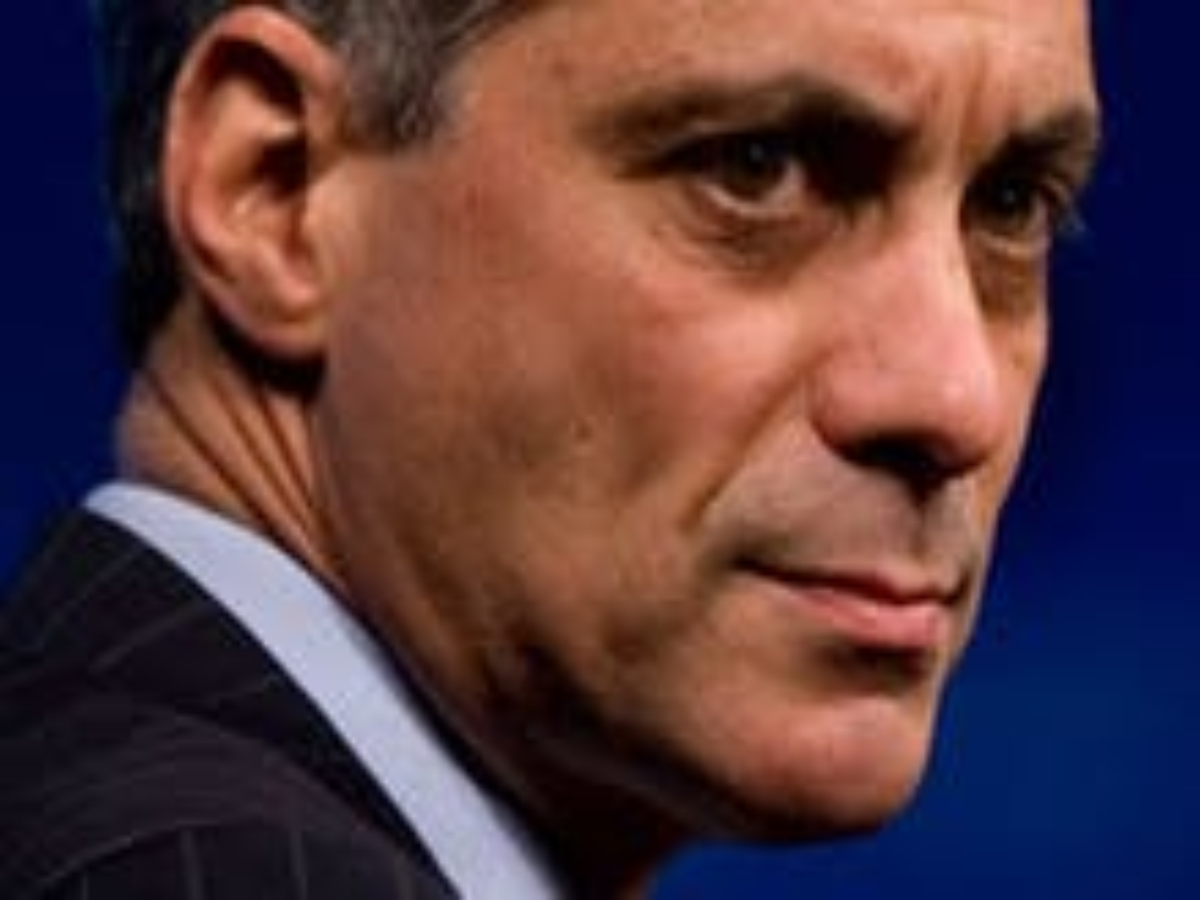 Chicago mayor Rahm Emanuel wants Illinois to legalize same-sex marriage