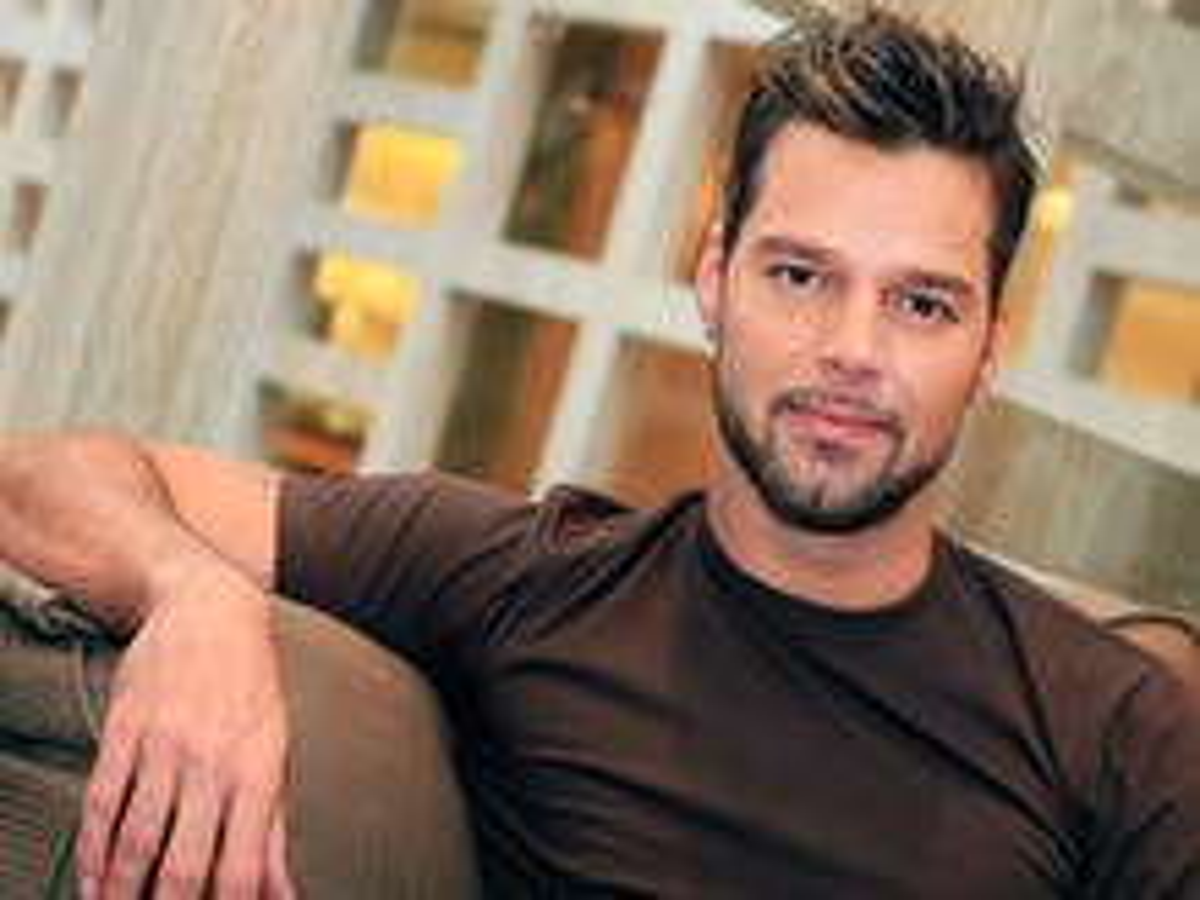 LGBT History Month profile: Grammy award-winning artist Ricky Martin