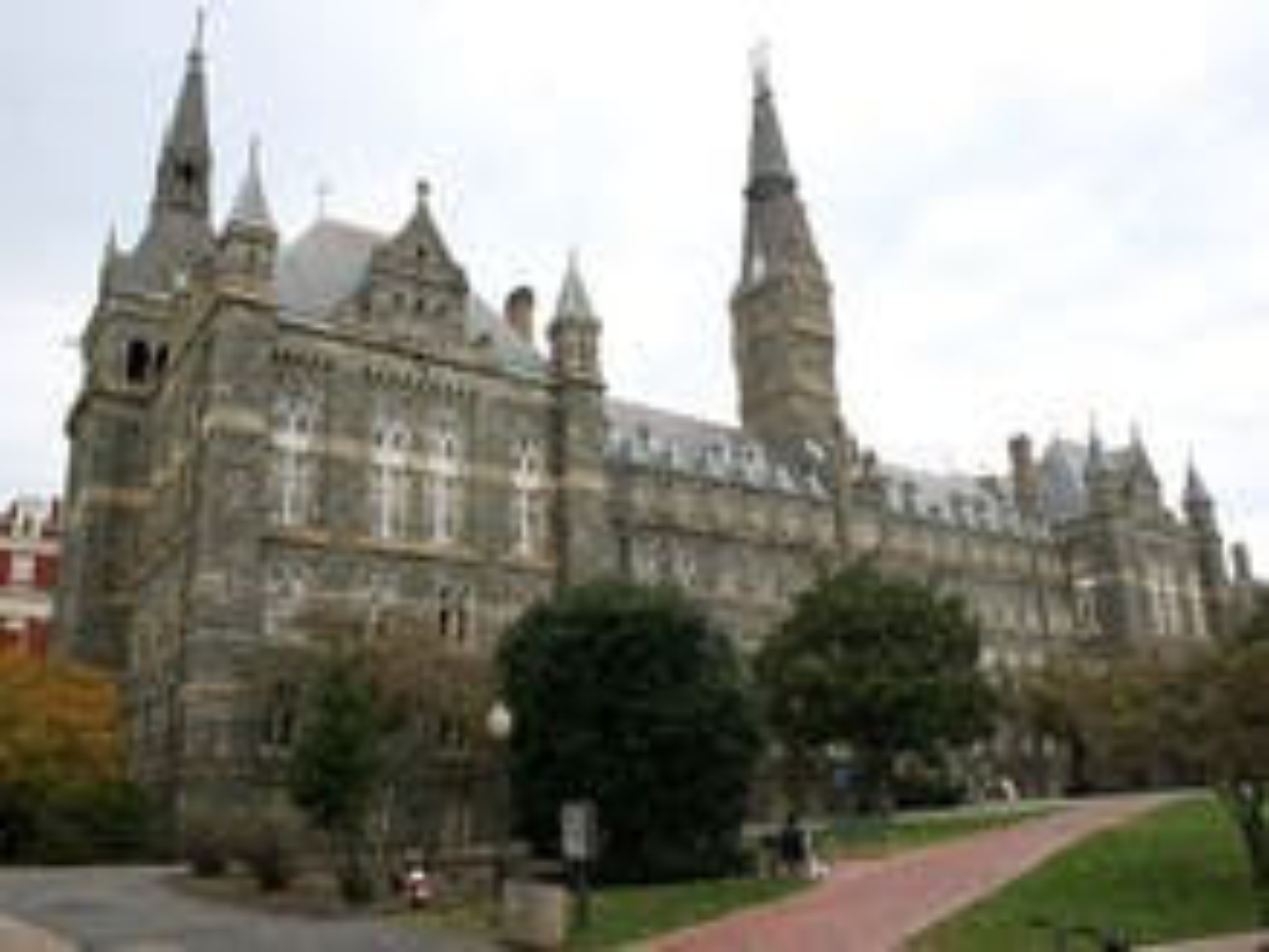 Georgetown University LGBT center receives $1 million gift