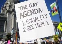Against all logic: What LGBT's and allies do now