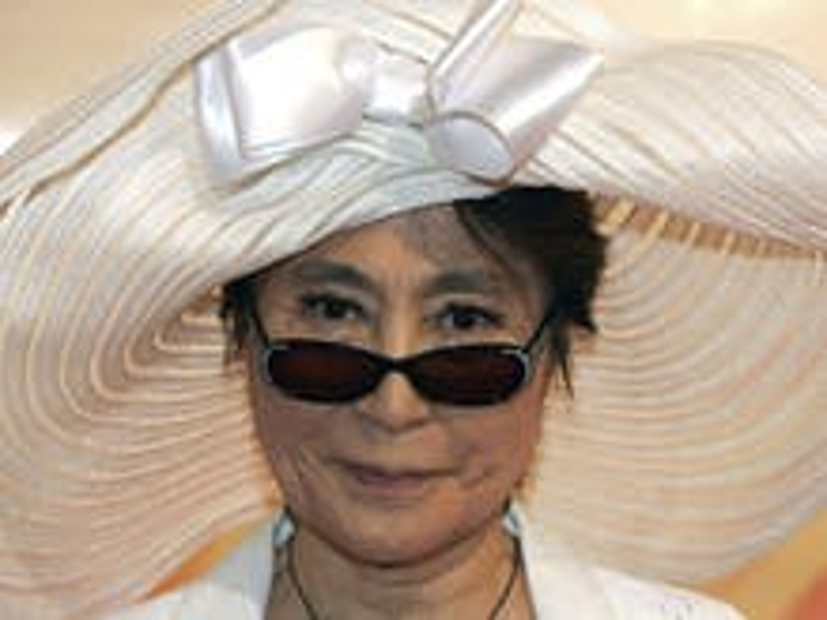 Dancing through Life: Yoko Ono talks discrimination, marriage equality