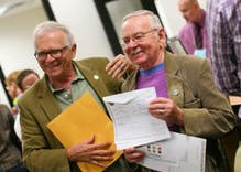 Lambda Legal, ACLU announce lawsuits seeking marriage equality in Illinois