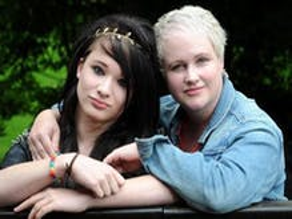 British school sends transgender girl home to change into boys uniform