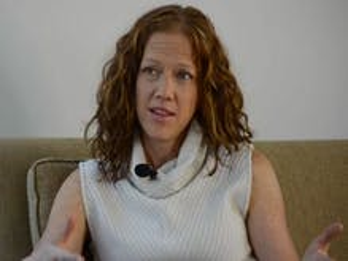 Gay Chicago TV talks lesbian political power with LPAC Chair Sarah Schmidt (Video)