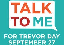 Celebrities mark Trevor Project Day to raise awareness for suicide prevention (Video)