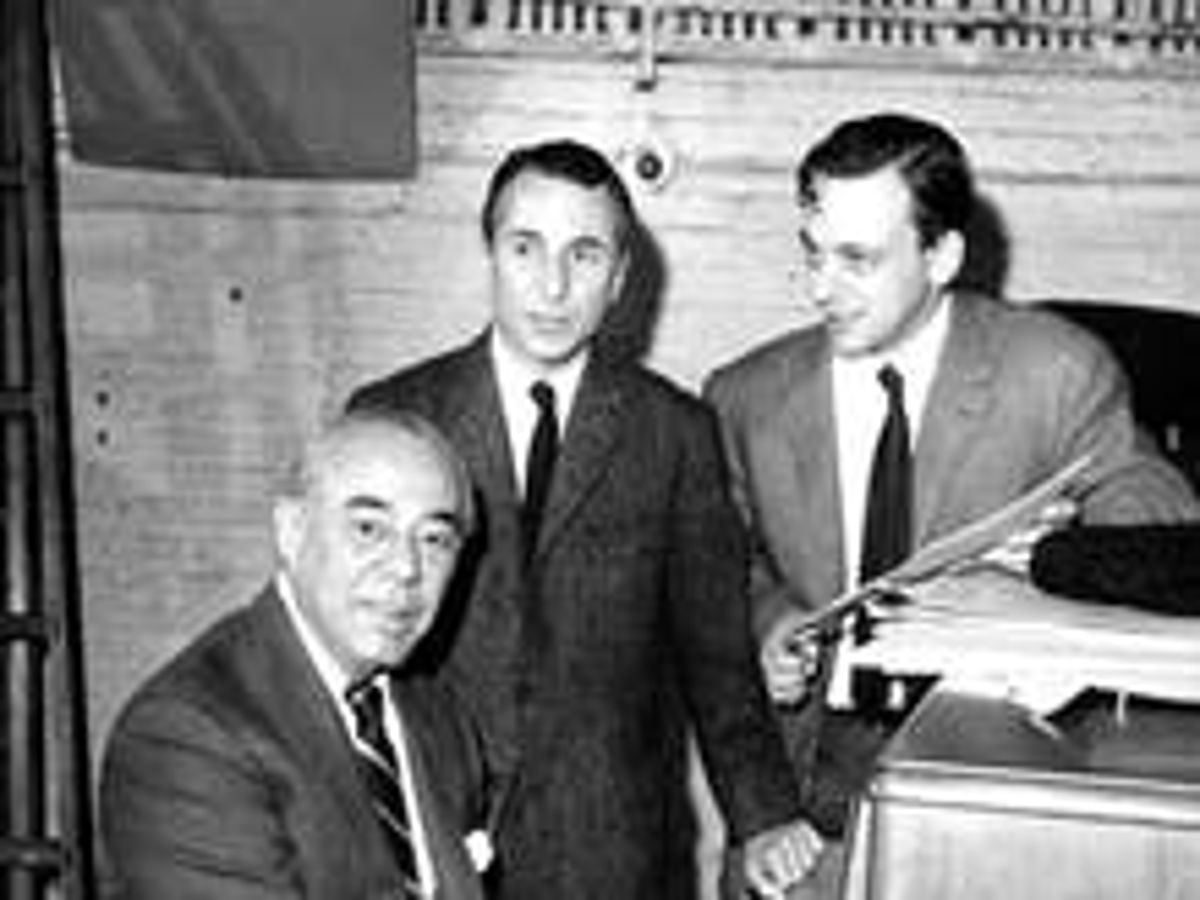 LGBT History Month profile: Arthur Laurents, award-winning playwright