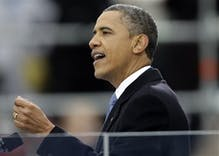 Gay rights activists laud Obama's inaugural address, now want action