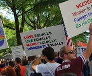 No resolution yet on inclusion of LGBT partners in immigration bill