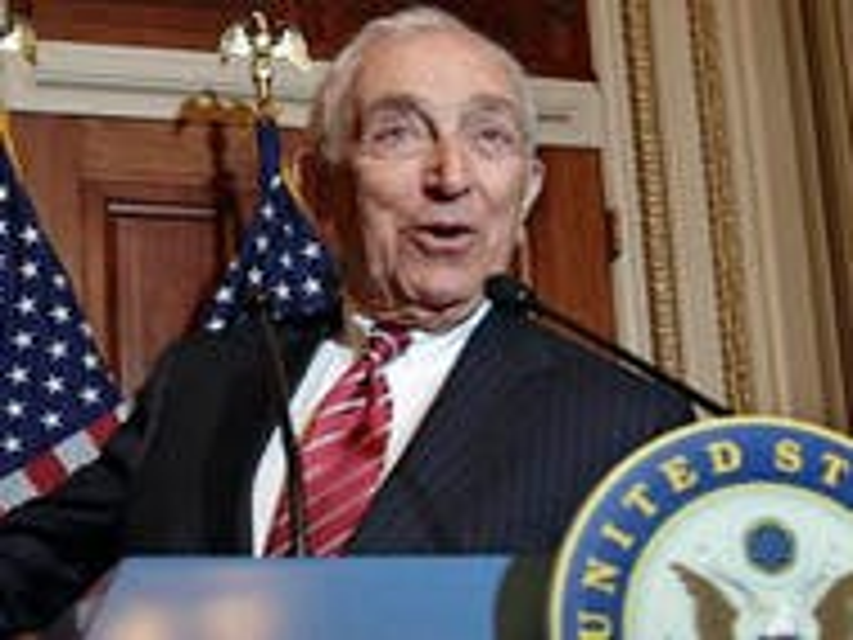 Longtime LGBT advocate, U.S. Sen. Frank Lautenberg dies at 89
