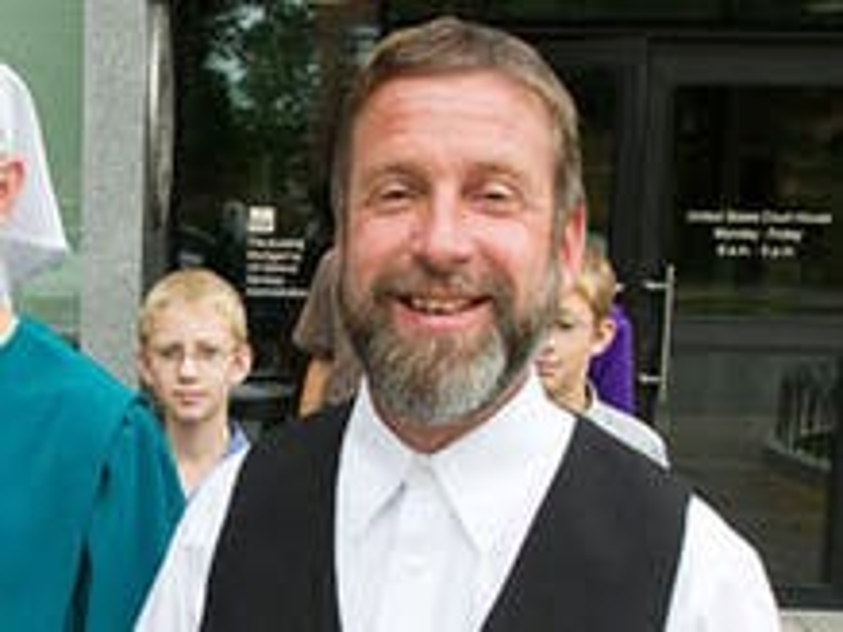 Va. Mennonite pastor appeals conviction in Vt. same-sex custody battle