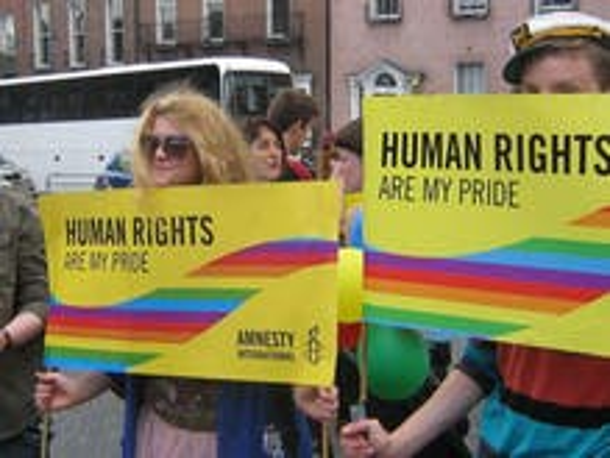 Amnesty report slams European Union for failing to combat anti-LGBT violence