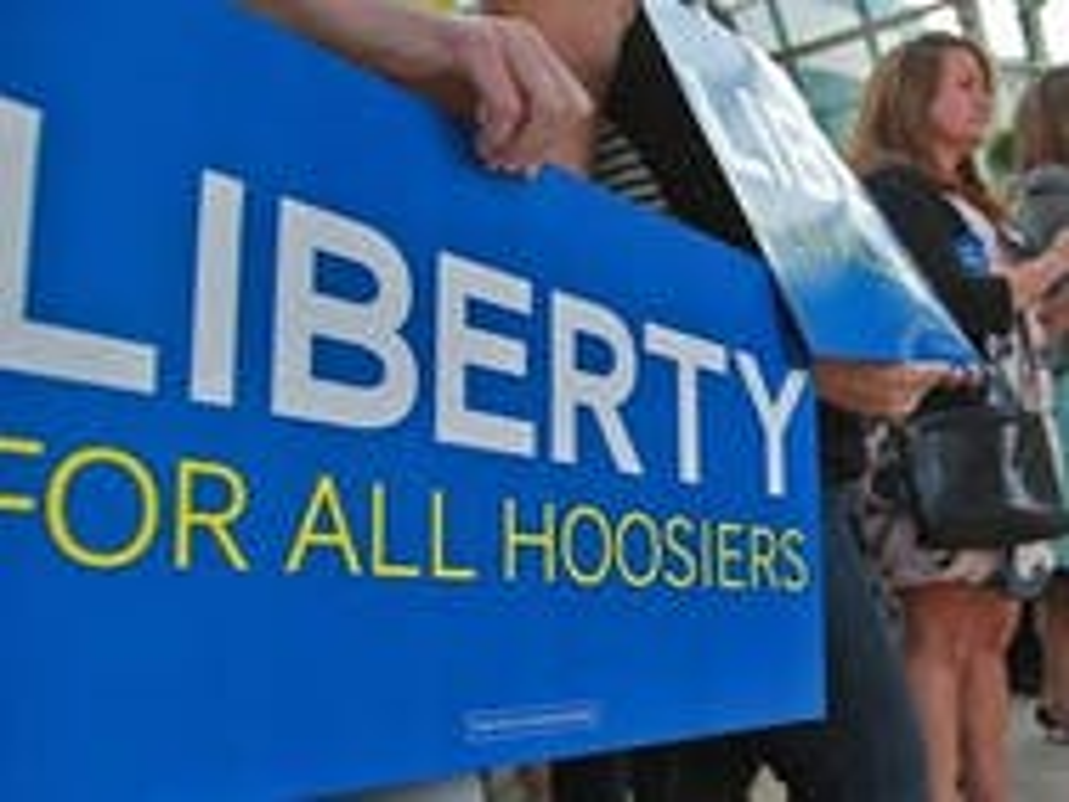 Indiana legislative committee will examine LGBT civil rights