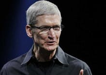Apple CEO Tim Cook endorses LGBT workplace protections in Auburn speech