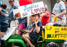 Poll: 85 percent of Ohio voters know someone who is LGBT