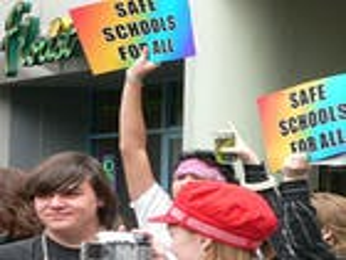 Dept. of Ed: Title IX prohibits discrimination against transgender students