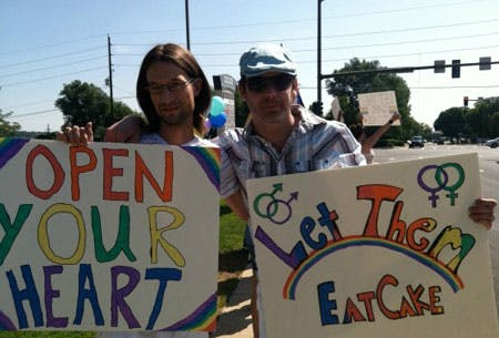 anti same sex marriage organizations that accept in Thornton