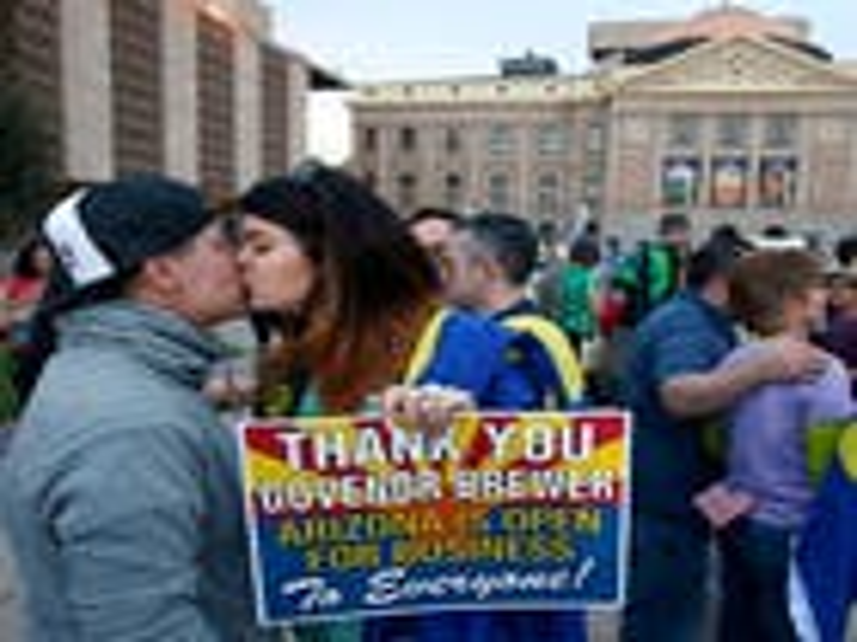 How Corporate America forced the veto of Arizona's anti-gay bill