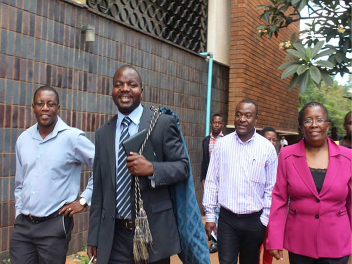 Zimbabwe's gay community wins a landmark court victory