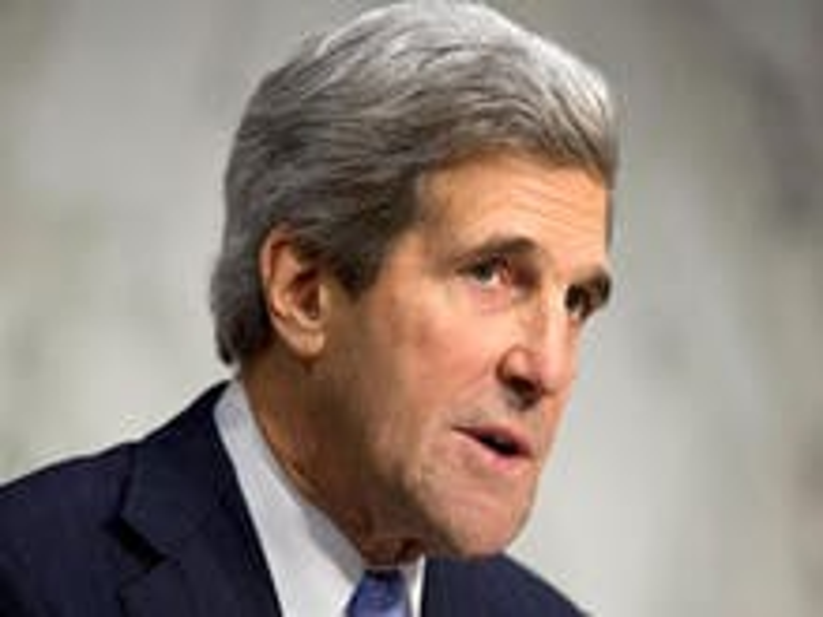 Secretary of State John Kerry calls on Arizona governor to veto anti-gay law