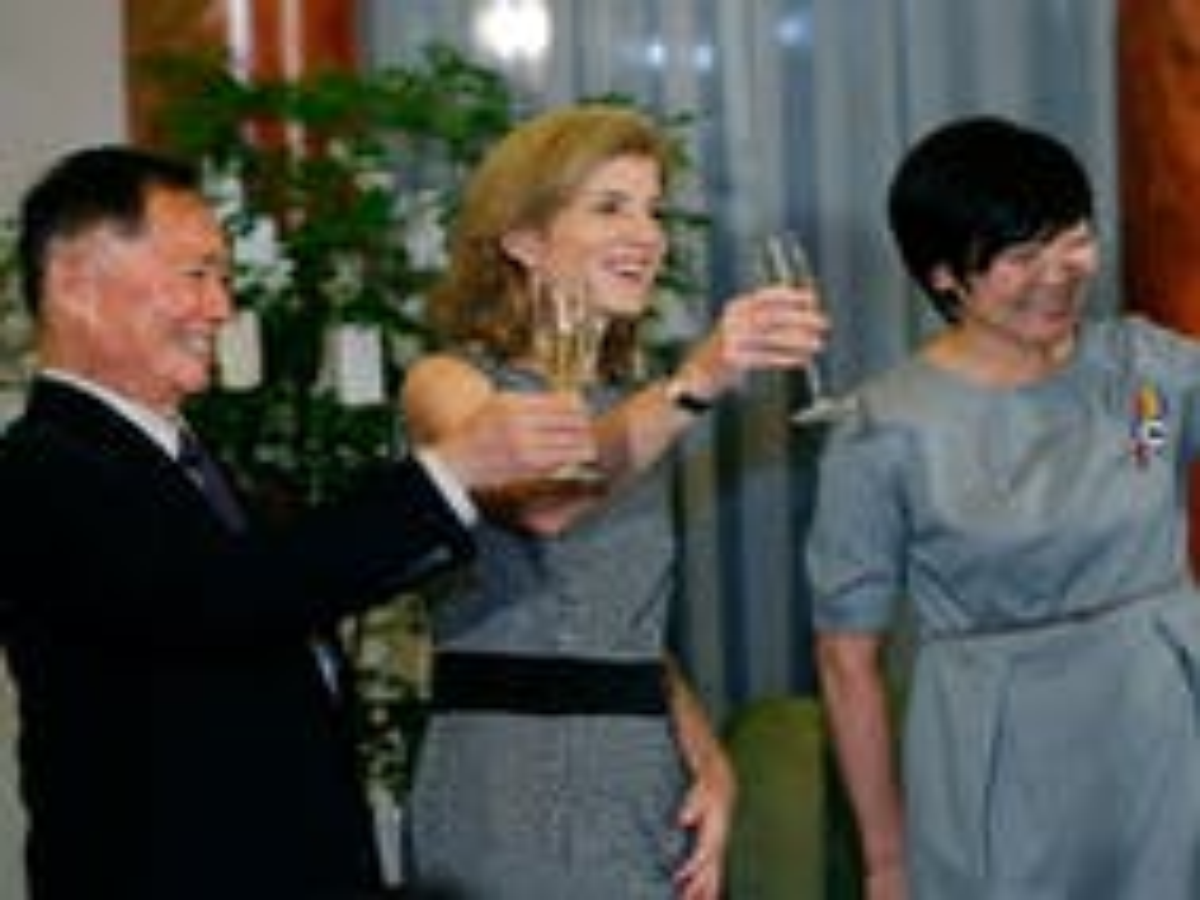 George Takei sees movement toward gay pride beginning in Japan