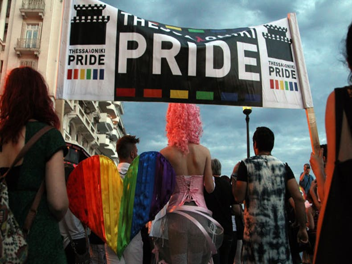 Mayor, diplomats join LGBT pride festival in Thessaloniki