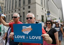 Lambda Legal, ACLU ask U.S. Supreme Court to review Ohio marriage ruling