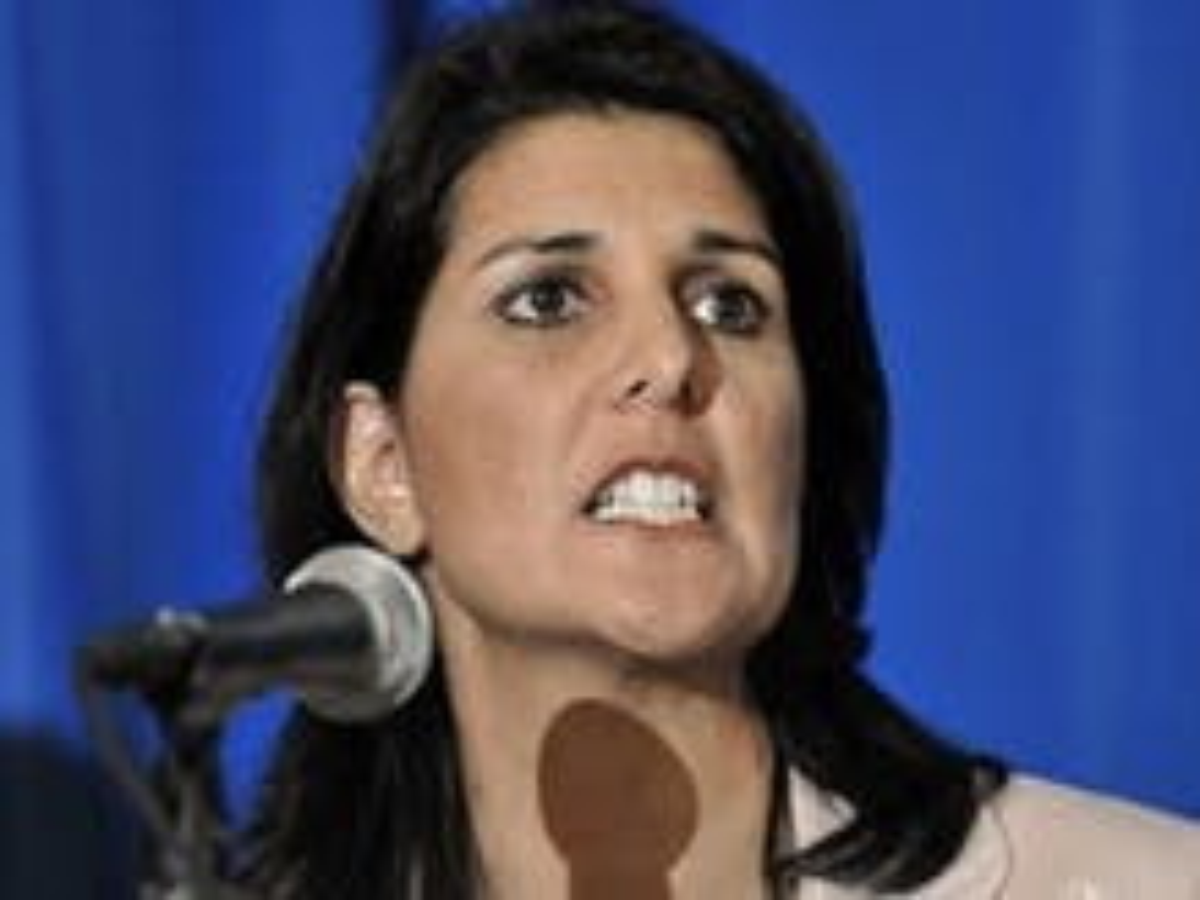 Judge dismisses South Carolina governor from same-sex marriage case