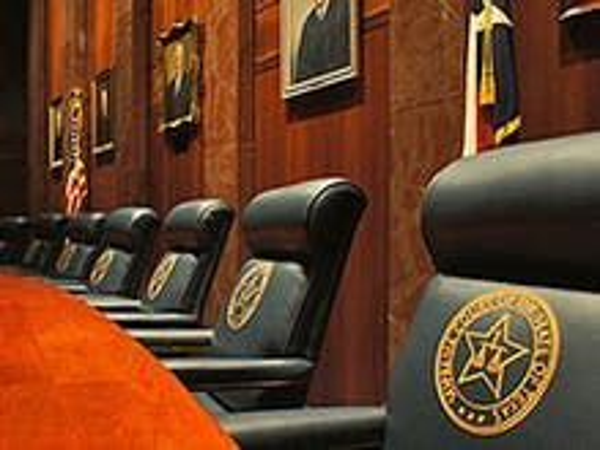 Texas Supreme Court upholds divorce of same-sex couple