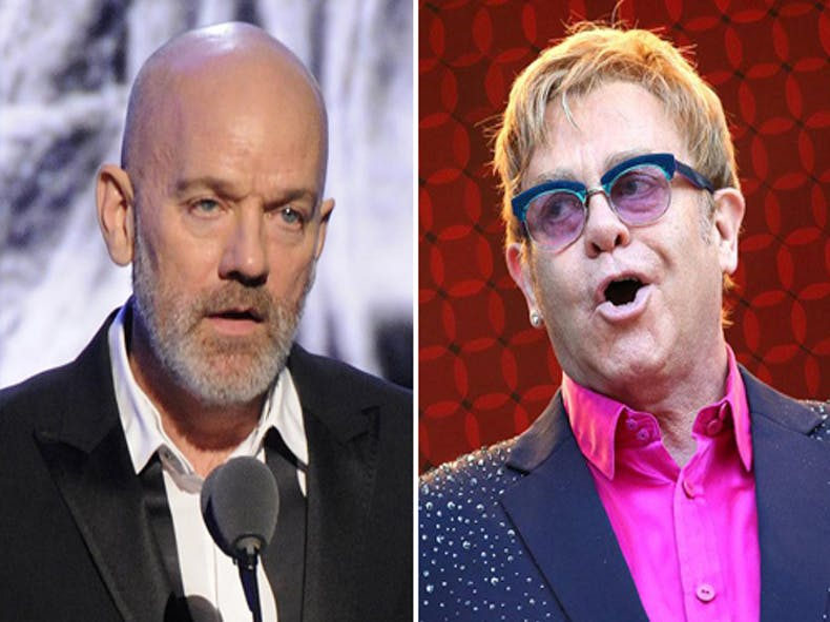 Elton John, Michael Stipe call for protection of transgender inmates