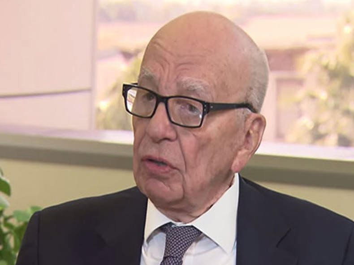 Rupert Murdoch: LGBT advocacy in Clinton speech 'almost fascist'