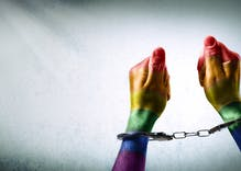 Why is the private prison industry funding LGBT organizations?