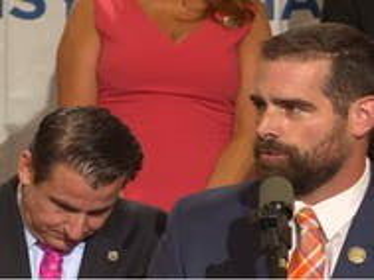 'You beat us… you kill us:' Brian Sims demands PA. pass LGBTQ rights