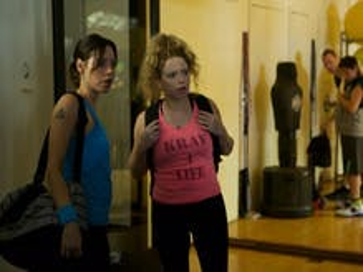 Actress Aubrey Plaza says she's bisexual, crushes on Natasha Lyonne